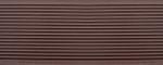 Террасная доска Deckron шовная Коричневый